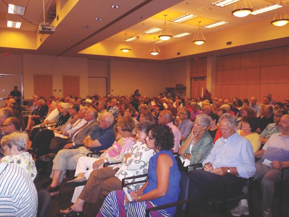 225+ Attend Community Forum on Iran Deal | Jewish Community