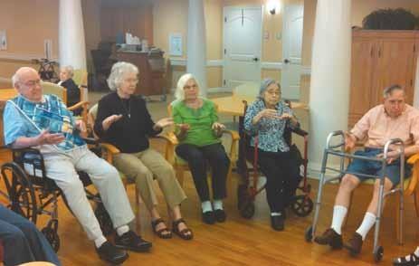 Tai Chi exercise classes at Beth Sholom   Jewish Community