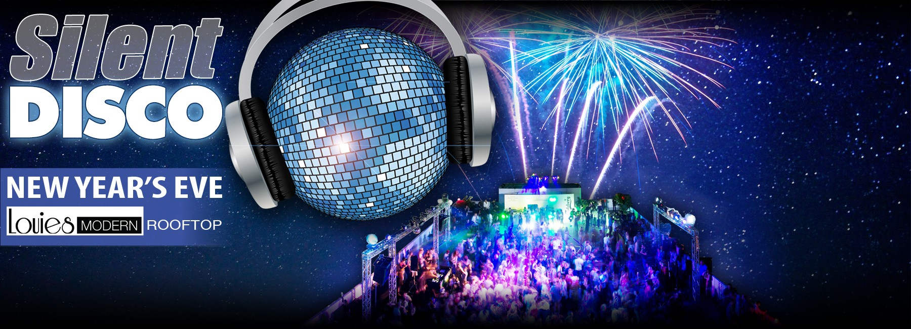 Silent Disco New Year's Eve Party
