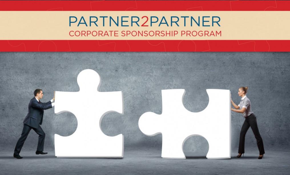 Partner 2 partner banner
