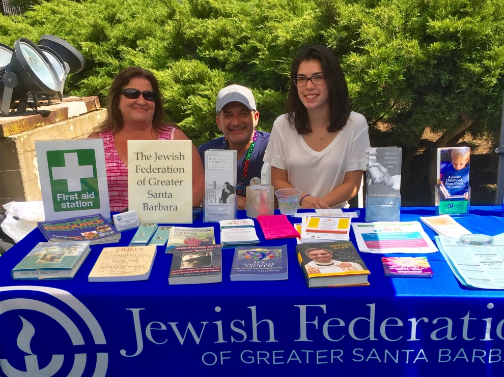 santa barbara jewish personals For the third year in a row, santa barbarans have the chance to view myriad films that reveal and revel in the essence of jewish culture when the jewish film festival takes over at the new.
