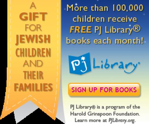 PJ Library | Jewish Federation...