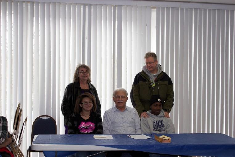 B'nai Tzedek Participants