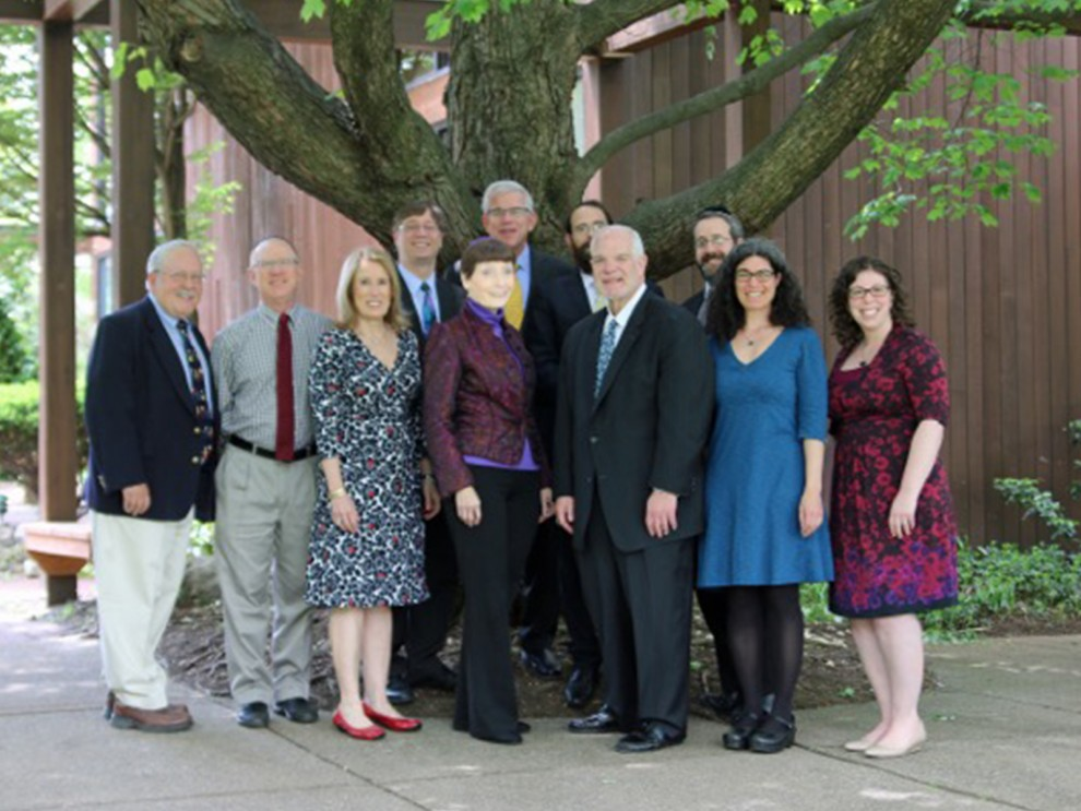 One Tree, Many Branches: Lehigh Valley Jewish Clergy