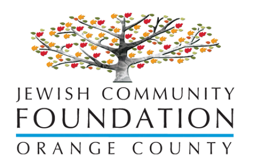 Image result for jewish community foundation orange county logo