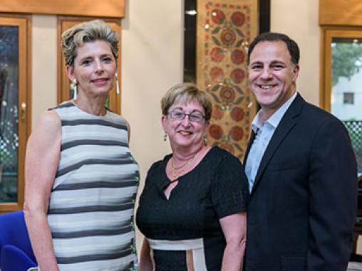 JFC-UIA 2015 Annual Report  - Julia Berger Reitman, Linda Kislowicz & Yossi Tanuri