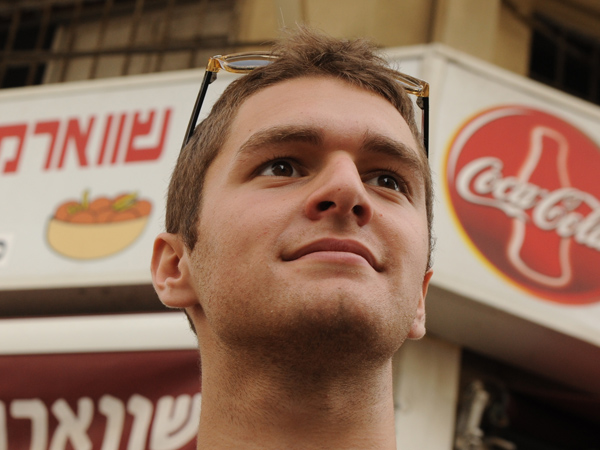 Thibault felt disconnected from the Jewish community of his native Paris and was targeted by anti-Semitism. But thanks to Federation partner The Jewish Agency for Israel, he now feels at home in a community of fellow young French olim outside Tel Aviv.
