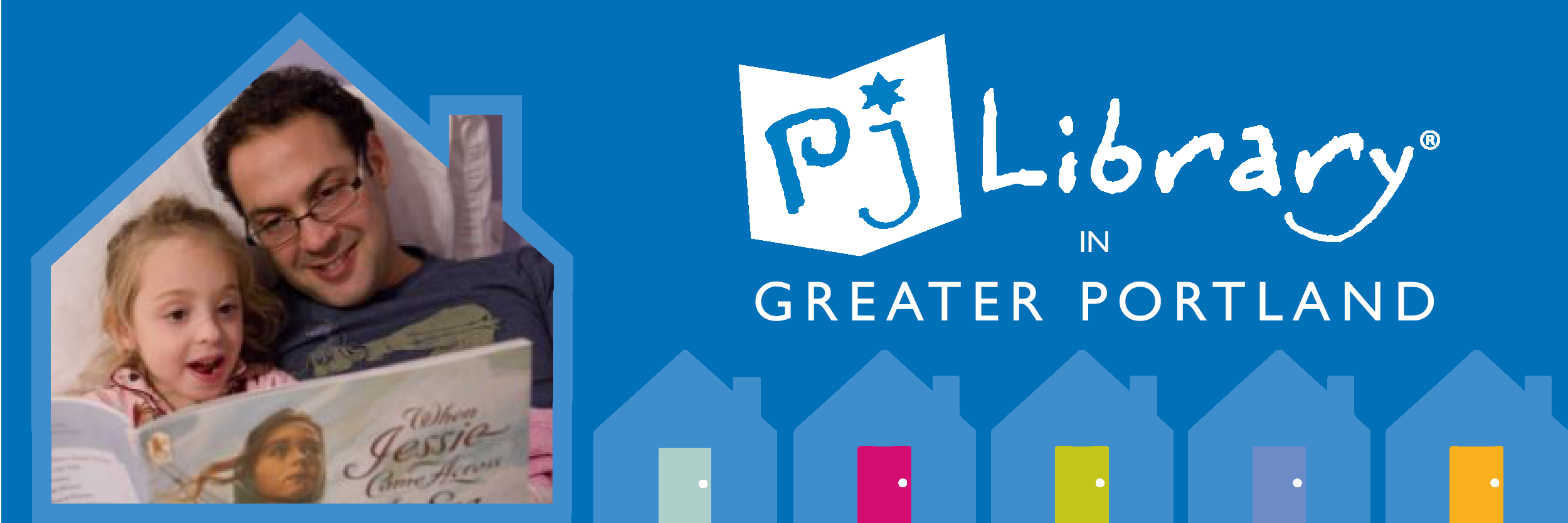 PJ Library Portland News for Families
