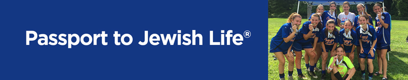 Passport to Jewish Life