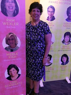 Lori Schwartz at LOJ Conference