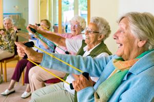 Yoga Instrutor for seniors